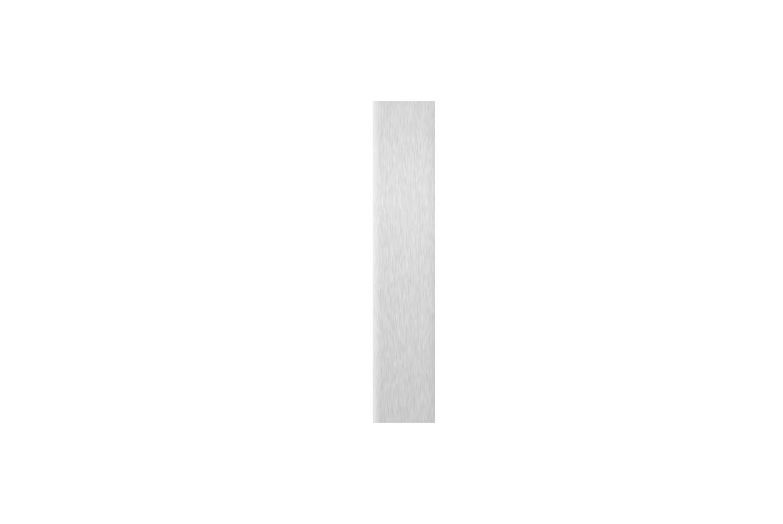 Blanc + Aluminium