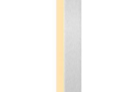 Jaune Pâle + Aluminium