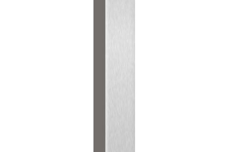 Gris + Aluminium
