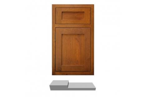 Cavalier inset door